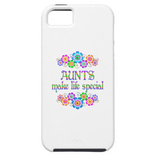 Aunts Make Life Special iPhone SE/5/5s Case
