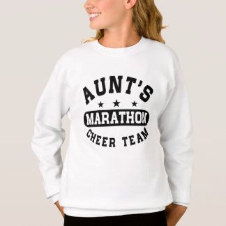 Aunt's Marathon Cheer Team Sweatshirt