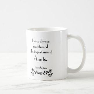 Aunts Coffee Mug