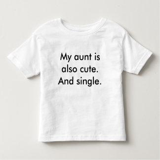 Aunt's Wingman Toddler T-shirt