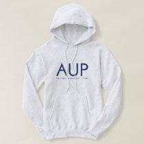 AUP - Hoodie - Gray