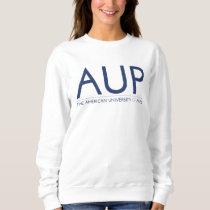 AUP - Sweatshirt - White