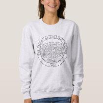 AUP Vintage Logo Crew-neck Sweatshirt