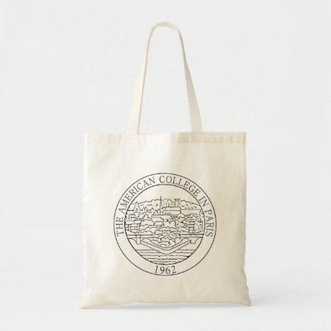 AUP Vintage Logo Tote Bag