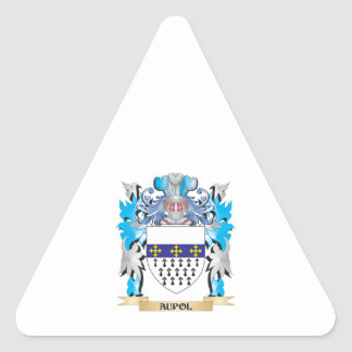 Aupol Coat Of Arms Stickers