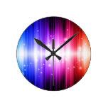 aura crazy color attack round clock