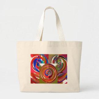 Aura Cycles - Color Therapy n Meditation Mandala 1 Canvas Bag