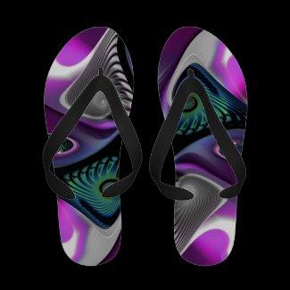 Aura Flip Flops