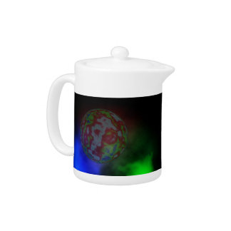 Aura Of A Planet, Teapot