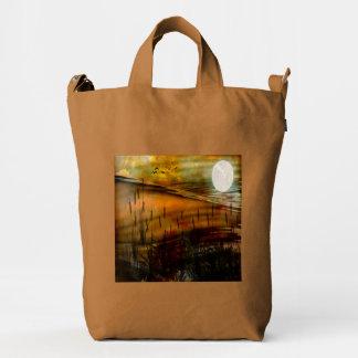 Aura Of Tranquility BAGGU Duck Bag