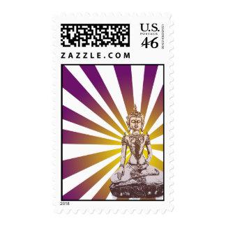Aura Postage Stamp
