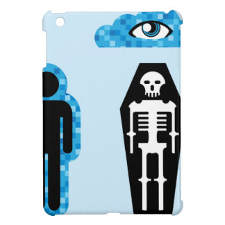 Aura Soul Human death Afterlife iPad Mini Case