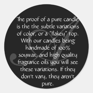 Aura-The Proof Sticker