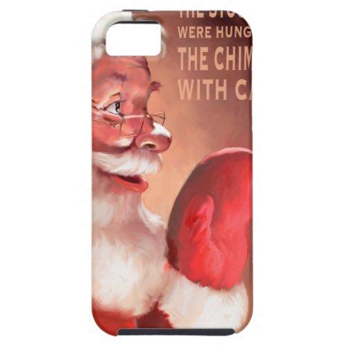 AURA The Stockingsjpg iPhone SE55s Case