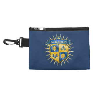 Auradon Crest Accessory Bag
