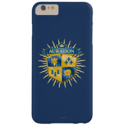 Case-Mate Barely There iPhone 6 Plus Case with Descendants Auradon Prep Crest design