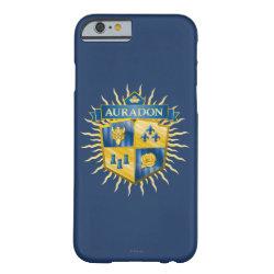 Case-Mate Barely There iPhone 6 Case with Descendants Auradon Prep Crest design