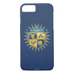 Case-Mate Barely There iPhone 7 Case with Descendants Auradon Prep Crest design