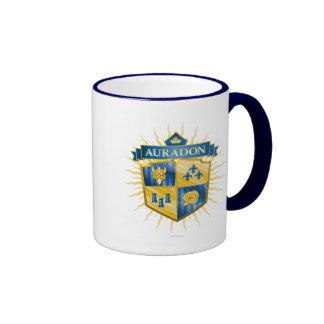 Auradon Crest Ringer Mug