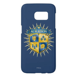 Descendants Auradon Prep Fancy Crest Case-Mate Barely There Samsung Galaxy S7 Case