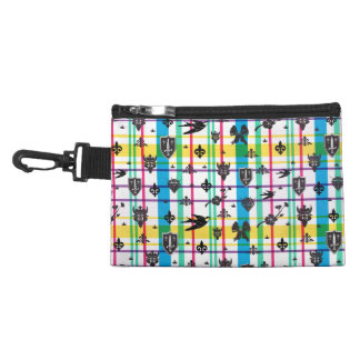 Auradon Icon Pattern Accessory Bag