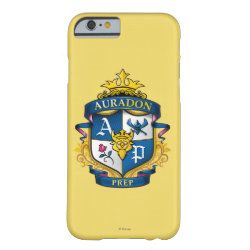 Case-Mate Barely There iPhone 6 Case with Descendants Auradon Prep Fancy Crest design