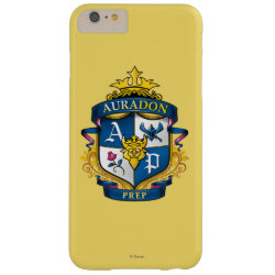 Case-Mate Barely There iPhone 6 Plus Case with Descendants Auradon Prep Fancy Crest design