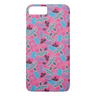 Auradon Prep Pattern iPhone 8 Plus/7 Plus Case
