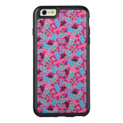 Descendants Auradon Prep Fancy Crest OtterBox Symmetry iPhone 6/6s Plus Case