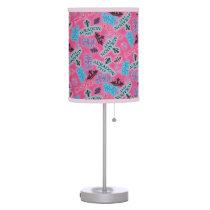Auradon Prep Pattern Table Lamp