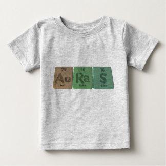 Auras-Au-Ra-S-Gold-Radium-Sulfur Tee Shirt