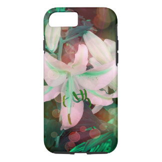 Auras Dancing with the Lillies iPhone 7 Case