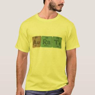Aurate-Au-Ra-Te-Gold-Radium-Tellurium T-Shirt