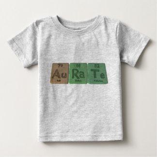 Aurate-Au-Ra-Te-Gold-Radium-Tellurium Tee Shirt