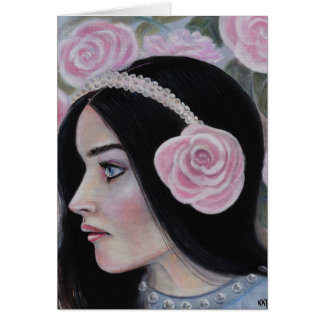 Aurelia Greeting Card