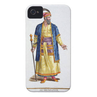 Aurengzeb, Great Khan of the Mongol Hordes from Re iPhone 4 Case