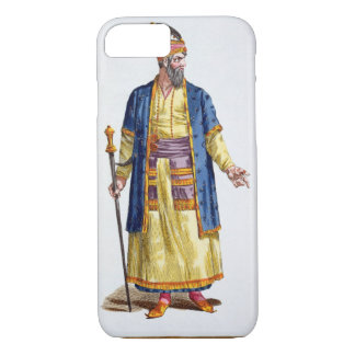 Aurengzeb, Great Khan of the Mongol Hordes from Re iPhone 8/7 Case