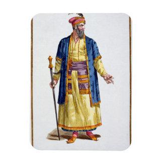 Aurengzeb, Great Khan of the Mongol Hordes from Re Vinyl Magnets