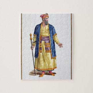 Aurengzeb, Great Khan of the Mongol Hordes from Re Jigsaw Puzzle