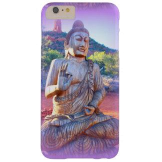 aureola Buda de la lavanda Funda Barely There iPhone 6 Plus