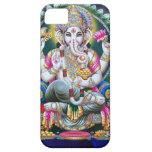 Aureola de Ganesh iPhone 5 Protectores