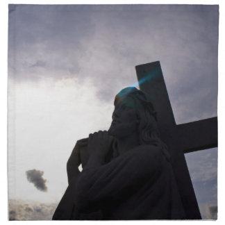 Aureola de Jesús Servilleta