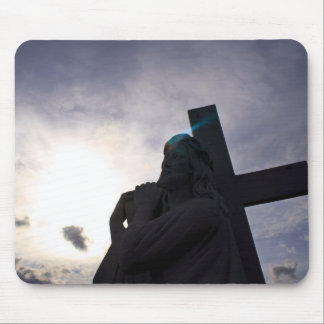 Aureola de Jesús Tapete De Ratón
