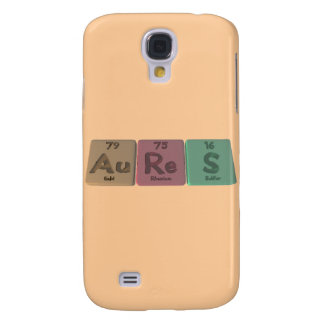 Aures-Au-Re-S-Gold-Rhenium-Sulfur Galaxy S4 Cover