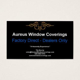 Aureus Business Cards - Tim