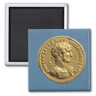 Aureus  of Hadrian Refrigerator Magnets