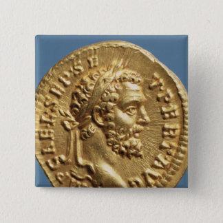 Aureus  of Septimius Severus Pinback Button