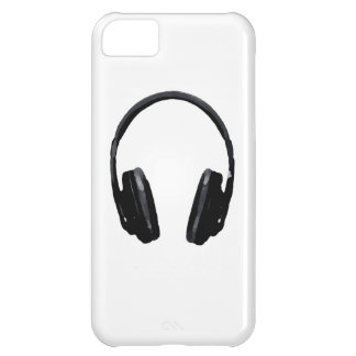 Auricular del arte pop funda para iPhone 5C