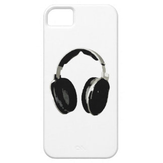 Auricular del arte pop funda para iPhone SE/5/5s
