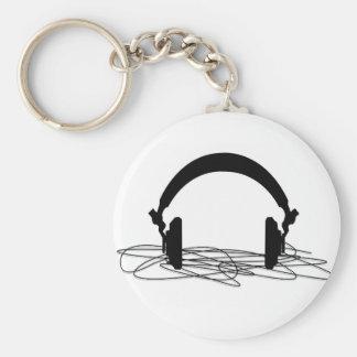 auricular llavero redondo tipo pin